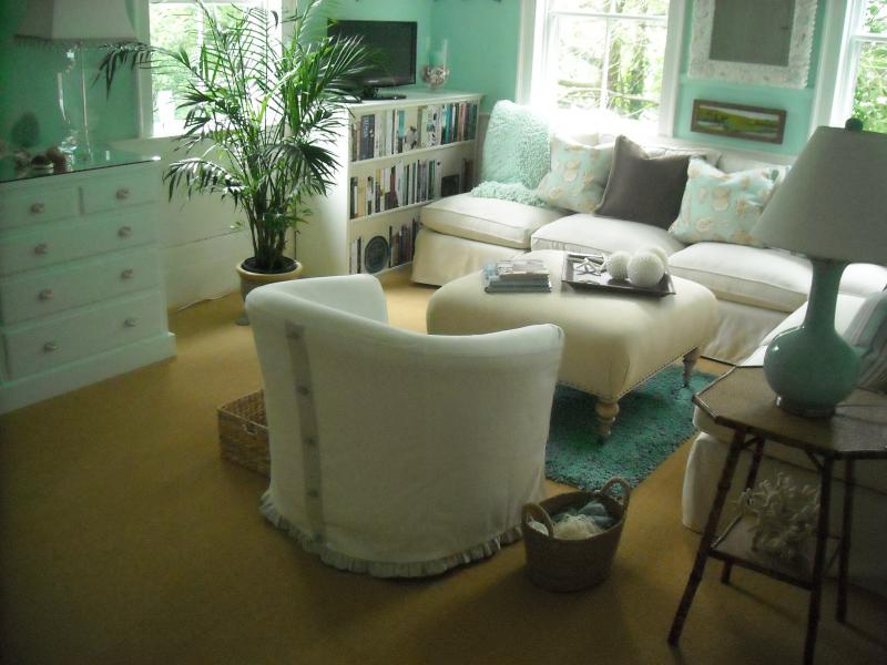 Sisal floorcovering in Habitat for Humanity Designer Showhouse